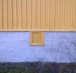 5.3.3.5 Kellarin seinän ja perustusten lisäeristys