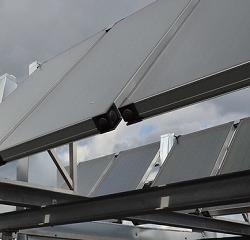 4.2.2.1 Kerrostalojen aurinkolämpöjärjestelmät