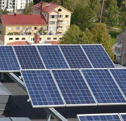 4.3.2 Verkkoon kytketyt (on-grid) aurinkosähköjärjestelmät