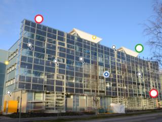 Esimerkki: Viikin ympäristötalo