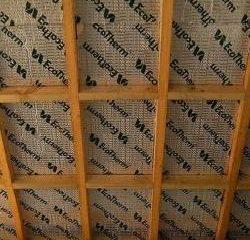 3.4.6 Energiatehokkaat puurunkoiset yläpohjat